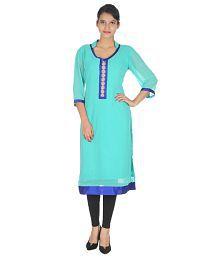 48a4f907c0 Chiffon Kurtis: Buy Chiffon Kurtis Online at Best Prices in India on ...