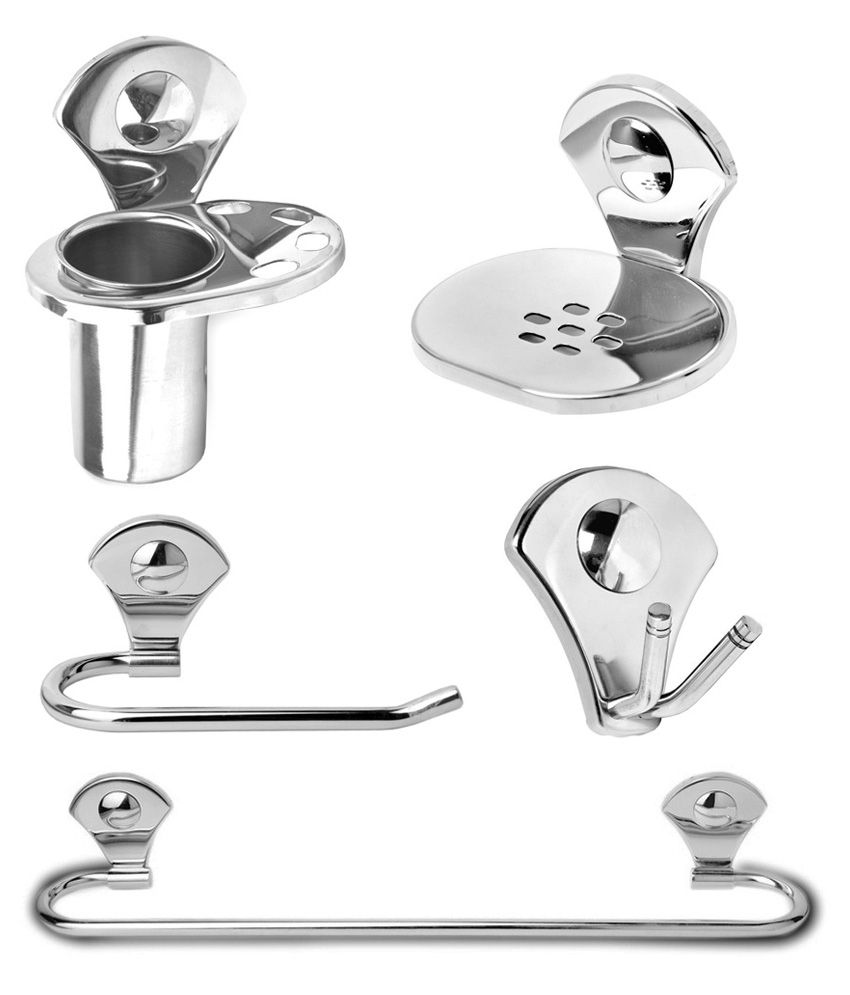 Doyours Stainless Steel Bath Set