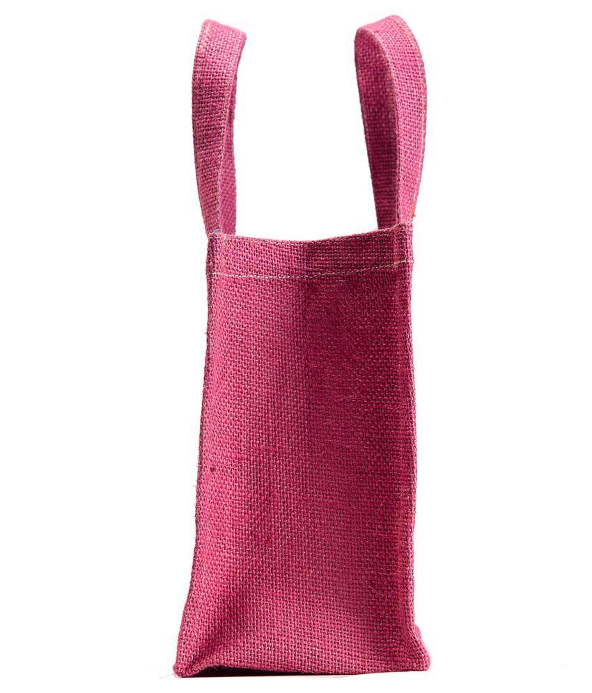 H&B Pink Tote, Handbag/ Gift Bag/ Shopping Bag/ Carrying Bag