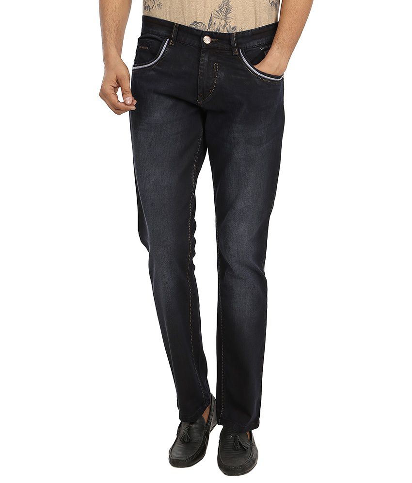 UWC Blue Slim Fit Jeans