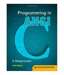 Programming In Ansi C Paperwork (English) 2012