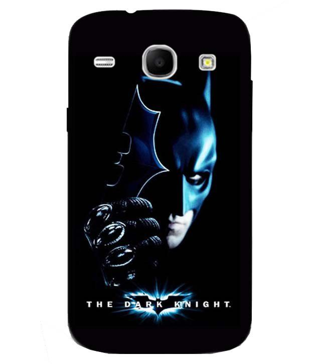 Cell First Designer Back Cover For Samsung Galaxy Core I8262 Multicolour Plain Back Covers