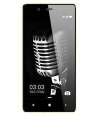 Videocon Z55 Delite_black/gold 8gb Black
