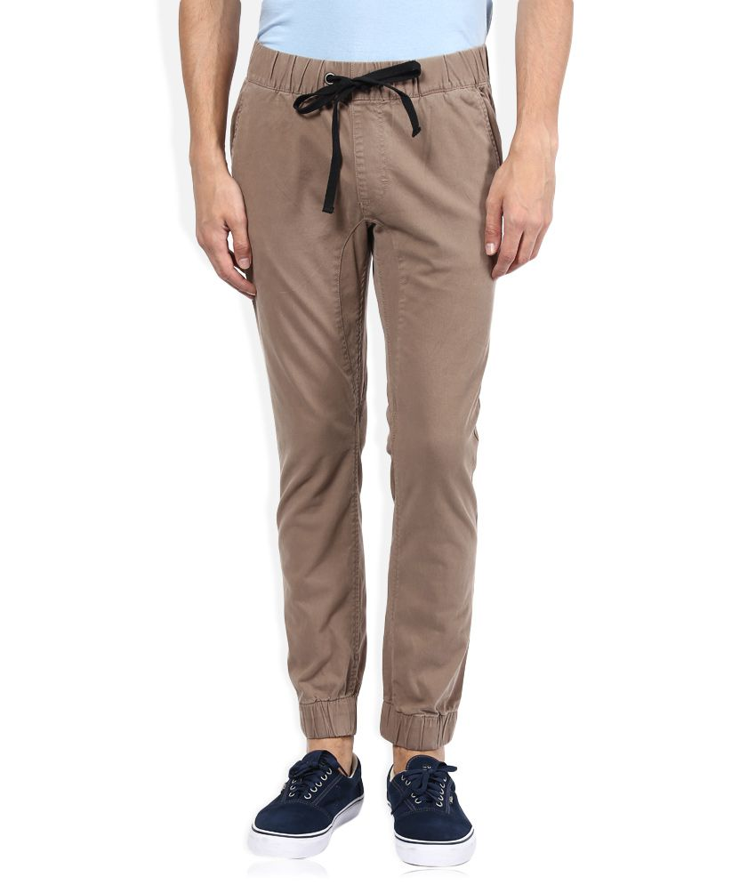 Breakbounce Brown Joggers
