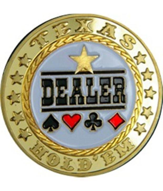 Casinoite Dealer Card Guard Multicolour