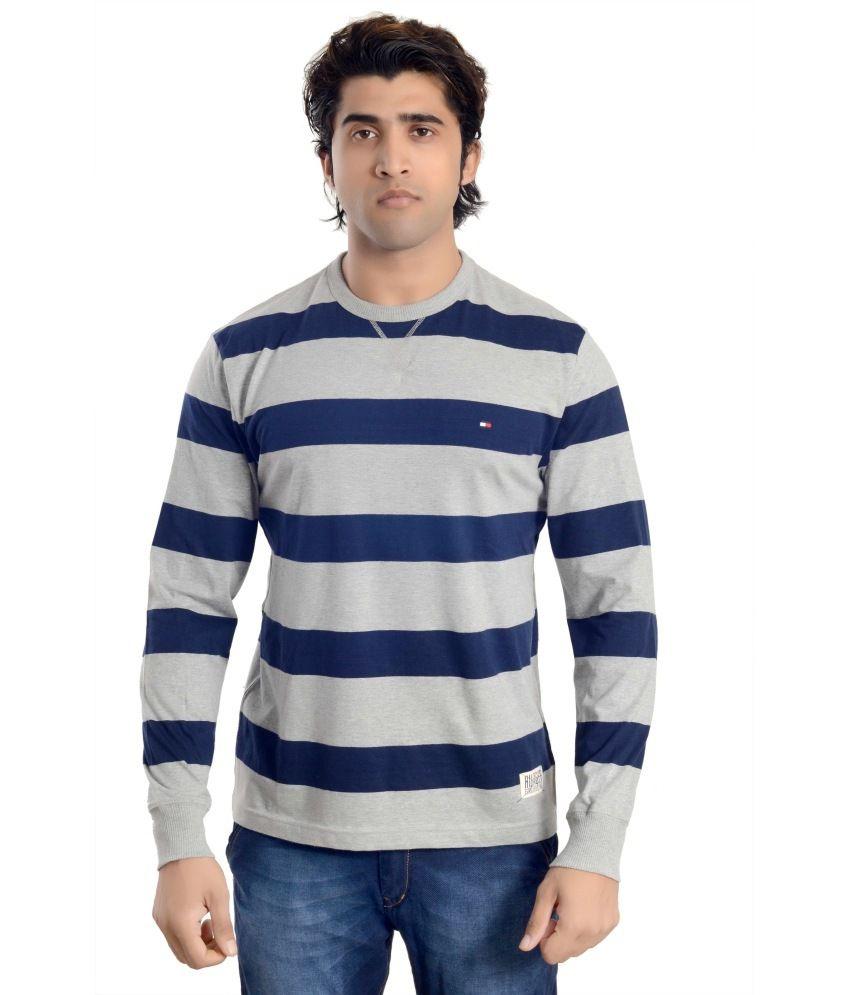 Parv Collections Multicolour Cotton T-Shirt