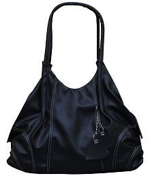 FOSTELO FSB-244 Black Shoulder Bags No