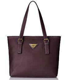 FOSTELO FSB-302 Purple Shoulder Bags