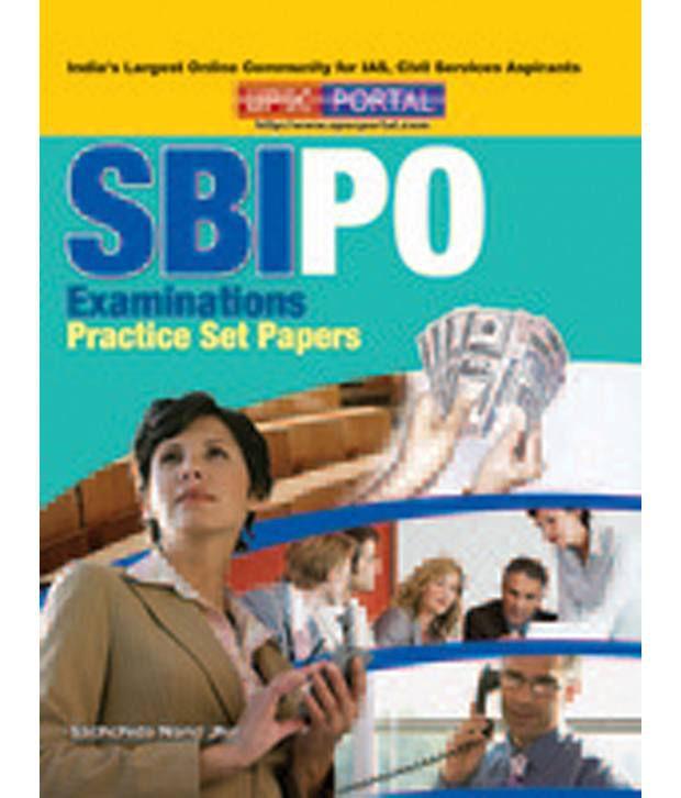 SBI PO Examinations: Practice Set Papers price comparison at Flipkart, Amazon, Crossword, Uread, Bookadda, Landmark, Homeshop18