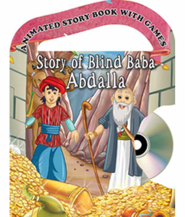 Arabian Nights With Cd-Story Of Blind Baba Abdalla