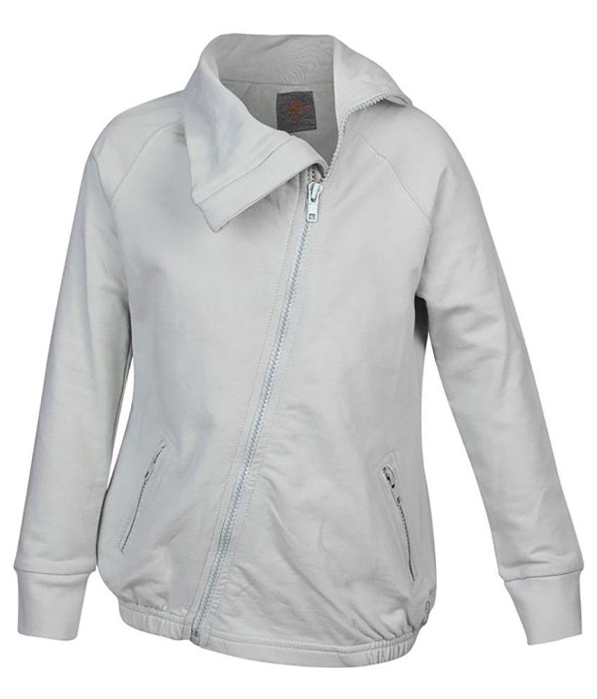 ELLO Gray Without Hood Sweatshirt