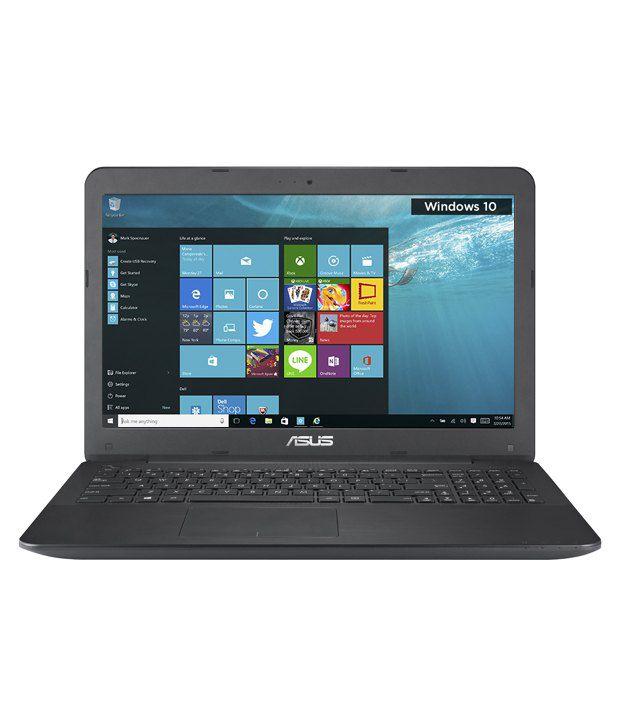 Asus A555LA-XX1900T Notebook (90NB0656-M29250) (4th Gen Intel Core i3- 4 GB RAM- 1 TB HDD- 39.62 cm (15.6)- Windows 10) (Yellow)