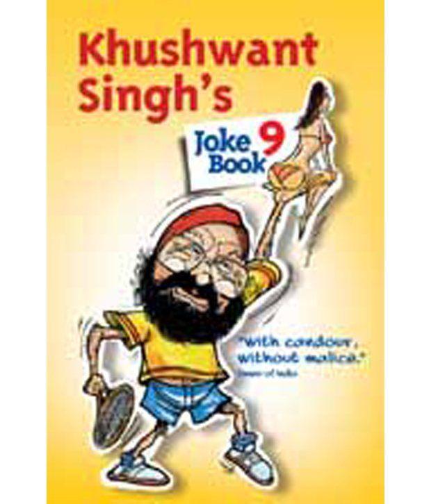 Khushwant Singhs Joke Book 9 Paperback