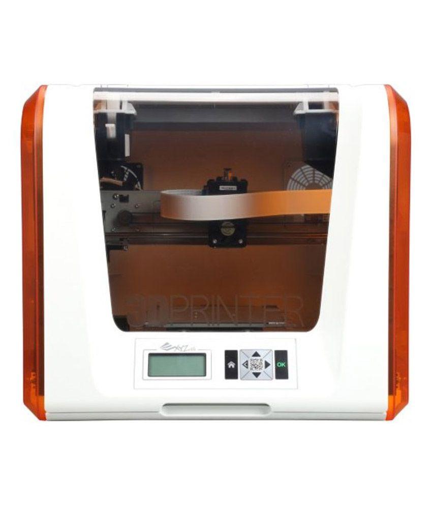 XYZprinting FDM Technology da Vini Jr 1 0 Single Function Colored 3D Printer