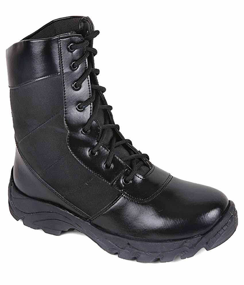 Benera Black Boots