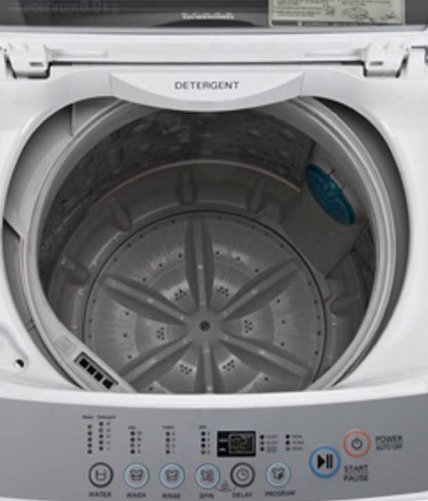 Image result for LG 6 Kg T7070TDDL Fully Automatic Top Load Washing Machine Blue White
