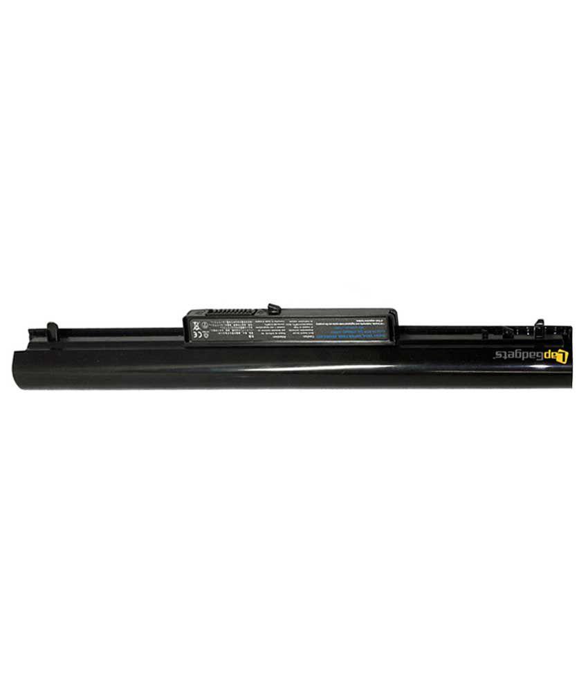 Lap Gadgets 2200mah Li-ion Laptop Battery For Hp Pavili-ion 15-d056nr Touchsmart