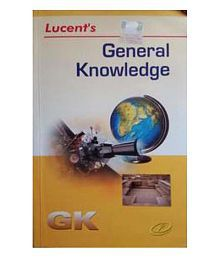 Lucent's General Knowledge Paperback (English) 6th Edition
