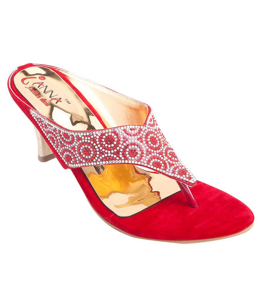 Ianna Red Ethnic
