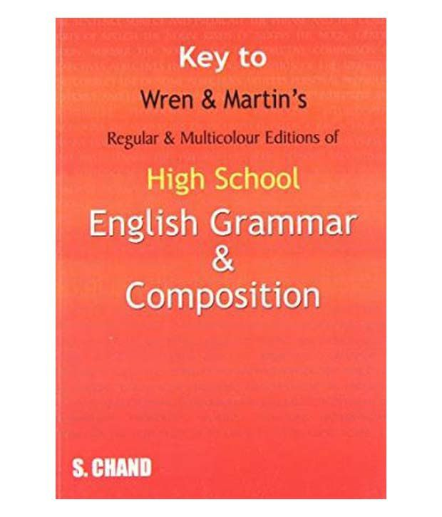 Key to high school english grammar composition paperback english key to high school english grammar composition paperback english 1st edition fandeluxe Images