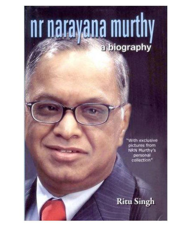 N.r. Narayana Murthy A Biography Paperback (English)