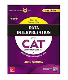 Data Interpretation for the CAT Paperback (English) 3rd Edition