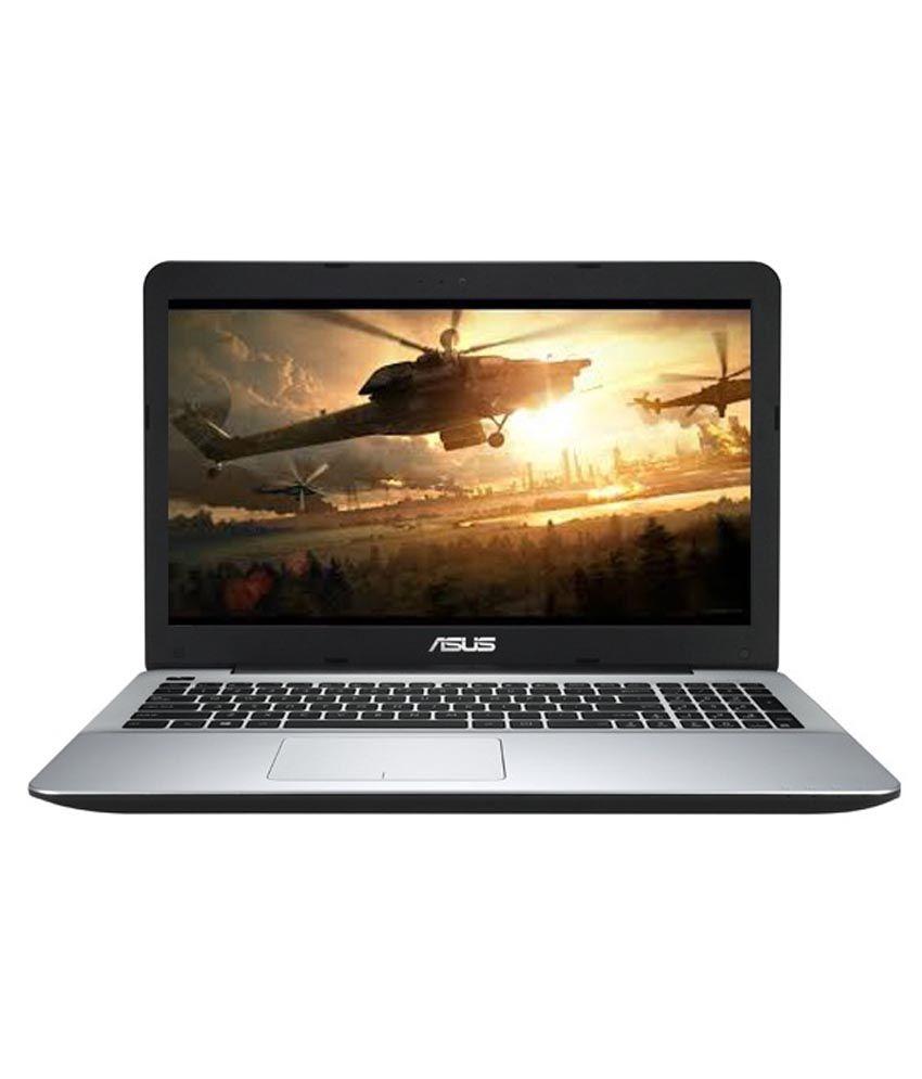 Asus A555LF-XX362D Notebook (90NB08H2-M05380) (5th Gen Intel Core i3- 4 GB RAM- 1 TB HDD- 39.62 cm (15.6)- DOS- 2GB Graphics) (Silver)
