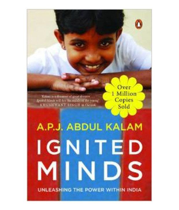 ignited minds unleashing the power within india paperback english