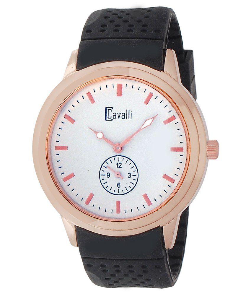 Cavalli Single Working Analog Men's Watch