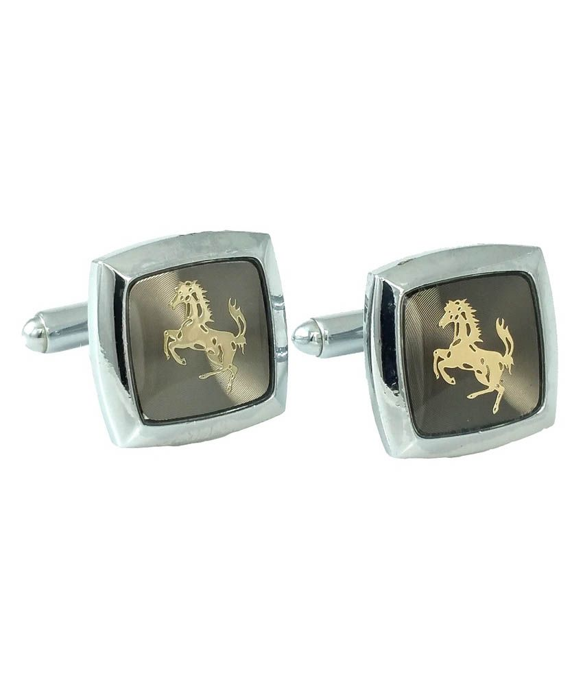 Ammvi Creations Mustang Exclusive Cufflinks