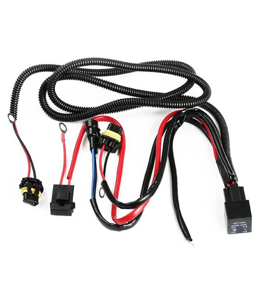 Car Light Wiring Harness - Schematics Online on