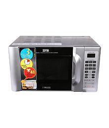 IFB 17 LTR 17PG3S Grill Microwave - Metallic Silver