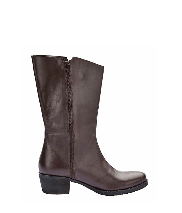 Bootz Classic Brown Leather Boot