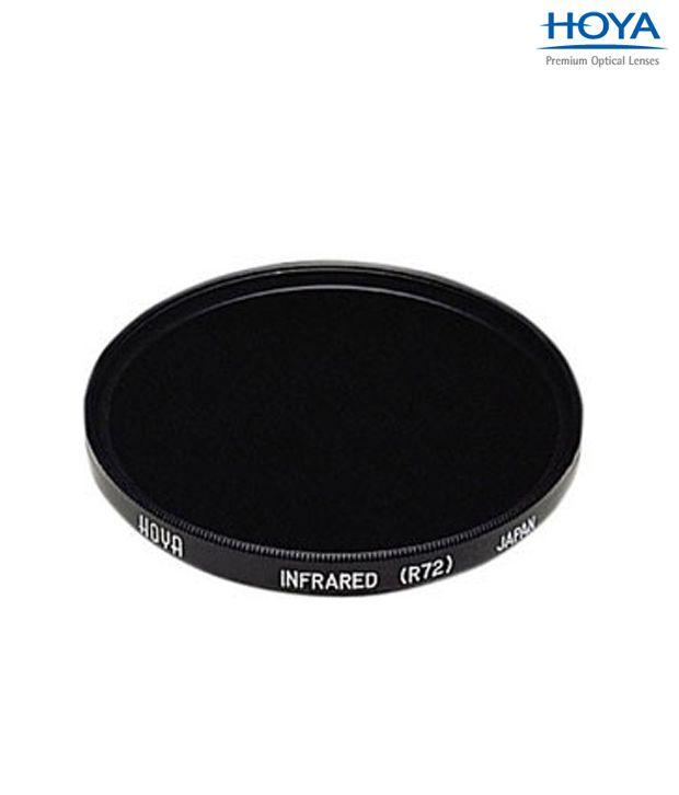 Hoya 58mm R72 Infrared Filter B-58RM72-GB B&H Photo Video