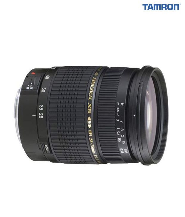 Tamron A09 SP AF 28-75 mm F/2.8  XR Di LD Aspherical (IF) (for  Canon) Lens