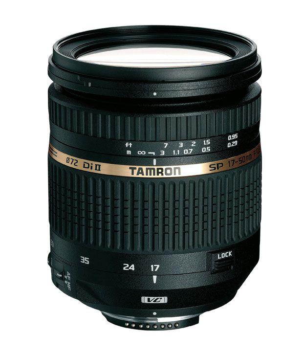 Tamron B005 SP AF 17-50 mm  F/2.8 XR Di II VC LD Aspherical  (IF) (for Nikon) Lens