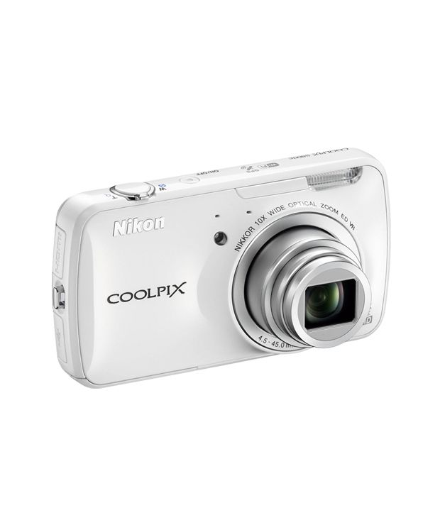Nikon Coolpix S800c: Buy Online @ Best Price in India Rs. | Snapdeal