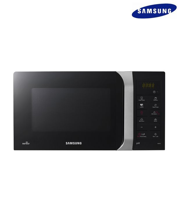 Samsung Gs89fd S Xtl Grill 23 Ltr Microwave Oven Silver