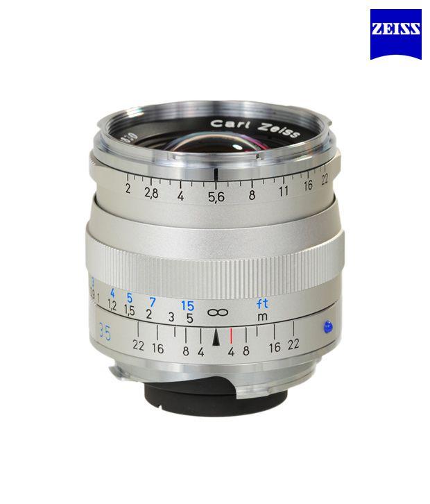 Carl Zeiss Biogon T 2/35 ZM  (Silver) ZM Lenses (M-Mount  Rangefinder) (1365-658 )