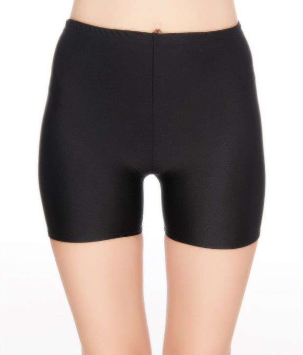 Eva Paris Bold Black Super Short Legging