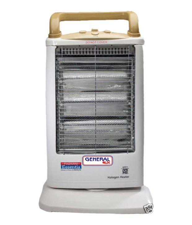 General AUX KOIHRH 400 W / 800 W / 1200 W Halogen Room Heater