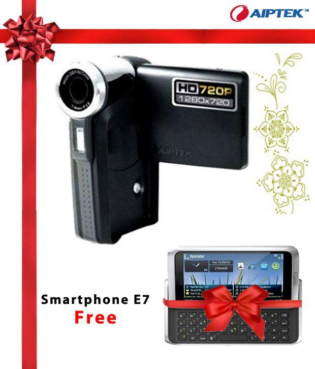 Aiptek AHD C100 HD Camcorder