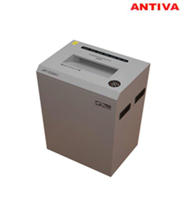 Antiva shredder cc 540 buy online at best price on snapdeal Which shredder should i buy