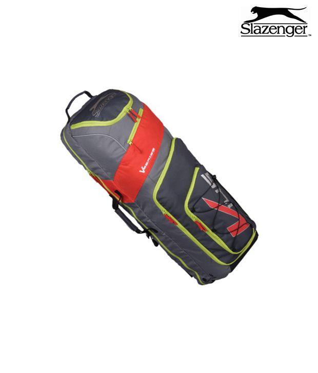 d6ad4ca430 Slazenger V-145 Cricket Duffle Kit Bag: Buy Online at Best Price on Snapdeal