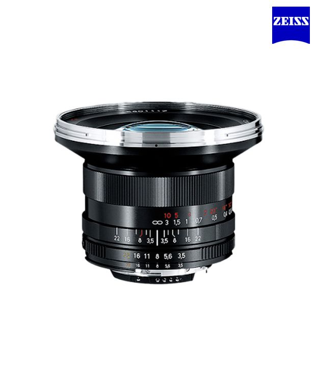 Carl Zeiss Distagon T 3,5/18 ZF.2  Lenses (F-mount with CPU)  (1767-822)