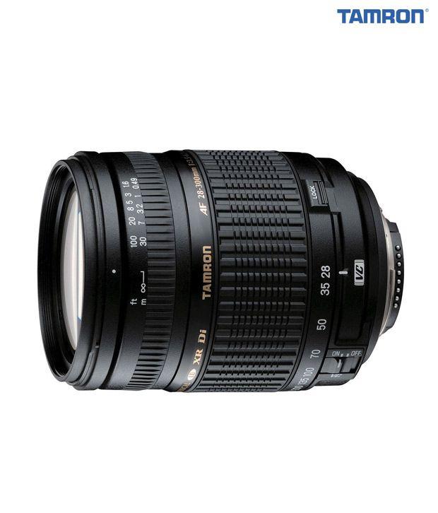 Tamron -A20 AF28-300 mm  F/3.5-6.3 XR Di VC LD Aspherical  (IF) Macro w/ hood (Nikon)