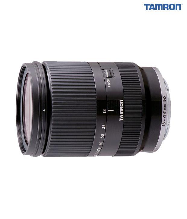 Tamron -B011 18-200 mm F/3.5-6.3  Di III VC(for Sony E - Mount) NEX  Series (Canon)