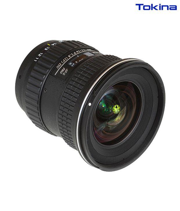 Tokina AT-X 116 PRO DX AF  11-16 mm f2.8 (for Nikon Digital  SLR) Lens (Zoom Lens)