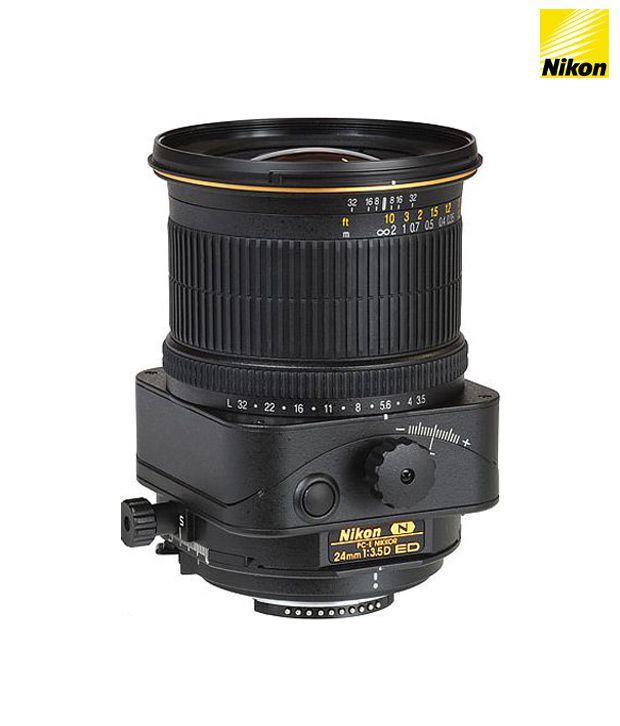 Nikon 24 mm f/3.5D ED PC-E  Nikkor FX  Lens