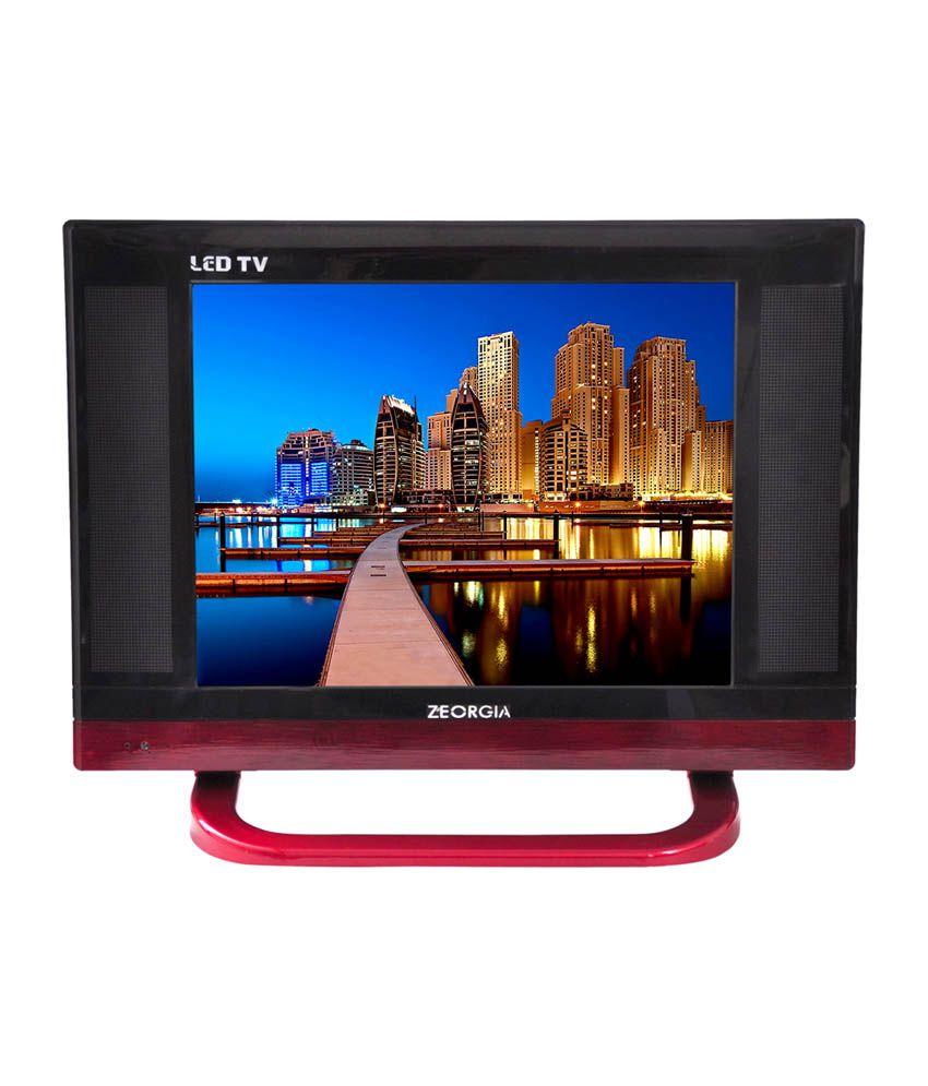 ZEORGIA ZG 38.1 cm (15) LCD TV/Monitor